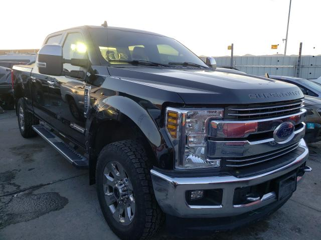 Vehiculos salvage en venta de Copart Littleton, CO: 2019 Ford F250 Super