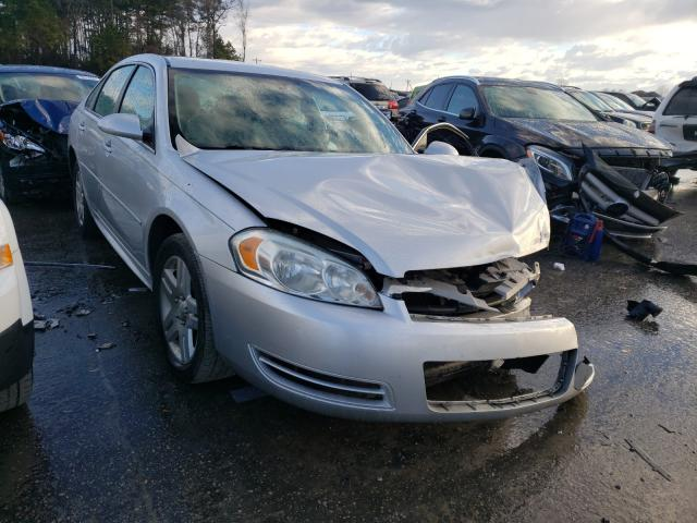 Salvage 2013 CHEVROLET IMPALA - Small image. Lot 29973441