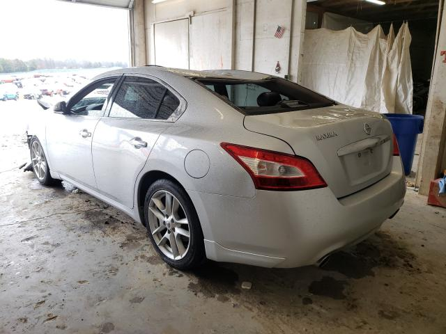 2011 NISSAN MAXIMA S - Right Front View