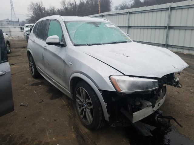 BMW X3 XDRIVE2 salvage cars for sale: 2015 BMW X3 XDRIVE2