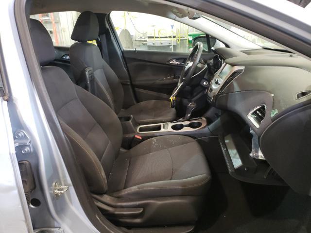 2018 Chevrolet CRUZE   Vin: 1G1BC5SM4J7143337