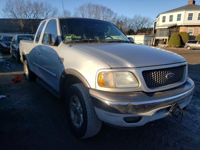 Ford F-150 salvage cars for sale: 2001 Ford F-150