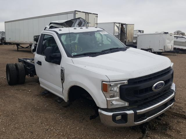 Salvage cars for sale from Copart Nampa, ID: 2020 Ford F350 Super