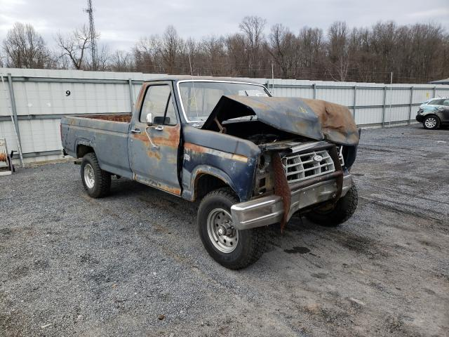 1985 Ford F150 en venta en York Haven, PA