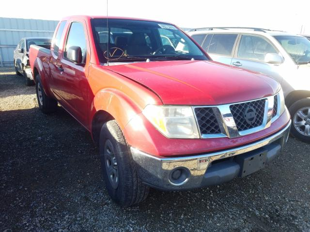 Salvage cars for sale from Copart Anderson, CA: 2005 Nissan Frontier K