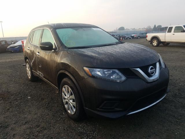 2014 NISSAN ROGUE S 5N1AT2MT3EC846555