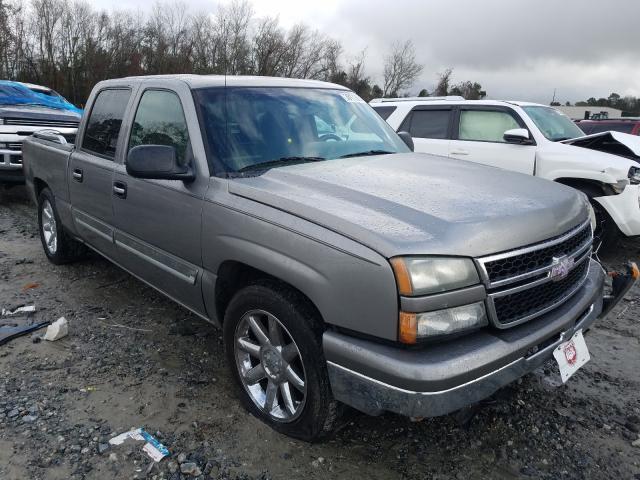 Salvage cars for sale from Copart Tifton, GA: 2006 Chevrolet Silverado