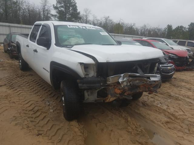 Salvage cars for sale from Copart Gaston, SC: 2008 Chevrolet Silverado