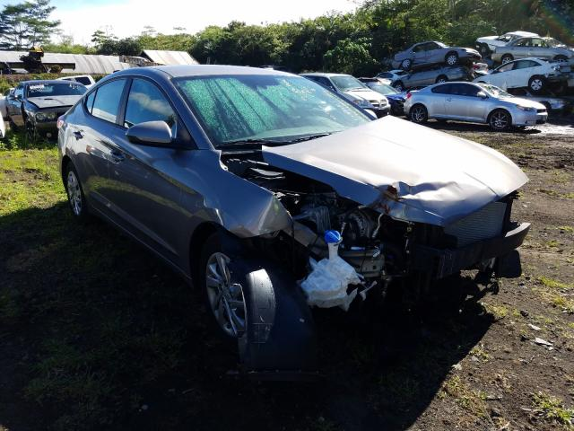 Salvage cars for sale from Copart Kapolei, HI: 2020 Hyundai Elantra SE