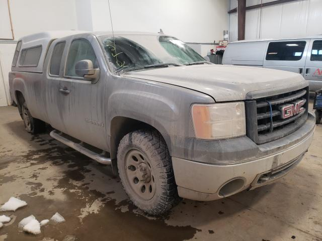 Salvage cars for sale from Copart Nisku, AB: 2008 GMC Sierra K15