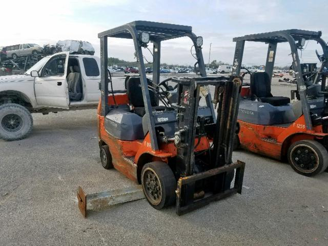 2005 Toyota Forklift for sale in Lebanon, TN