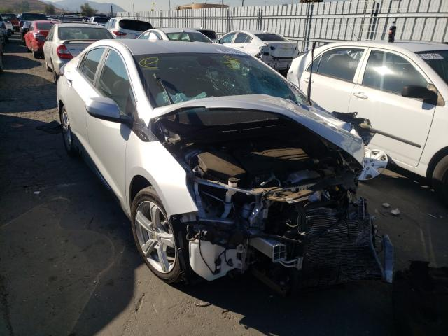 Salvage cars for sale from Copart Colton, CA: 2016 Chevrolet Volt LT