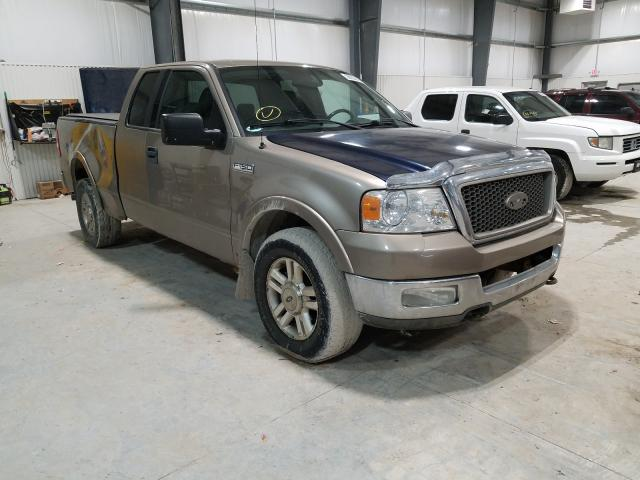 Salvage cars for sale from Copart Greenwood, NE: 2004 Ford F150