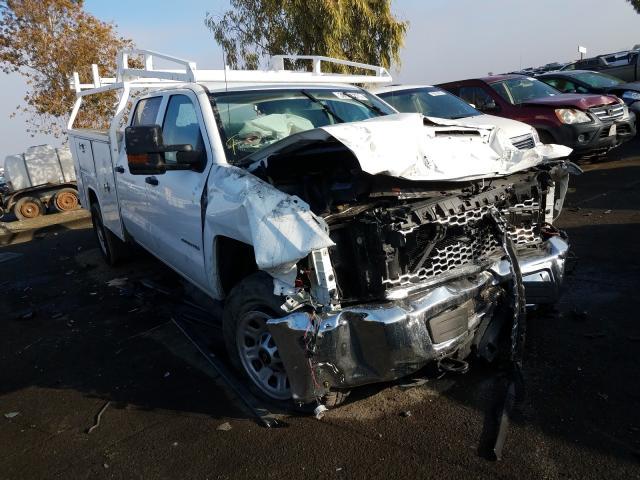 Salvage cars for sale from Copart Martinez, CA: 2019 Chevrolet Silverado