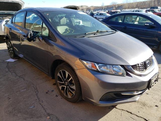 2015 HONDA CIVIC EX - Other View