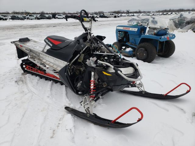 Salvage cars for sale from Copart Elgin, IL: 2015 Polaris Snowmobile