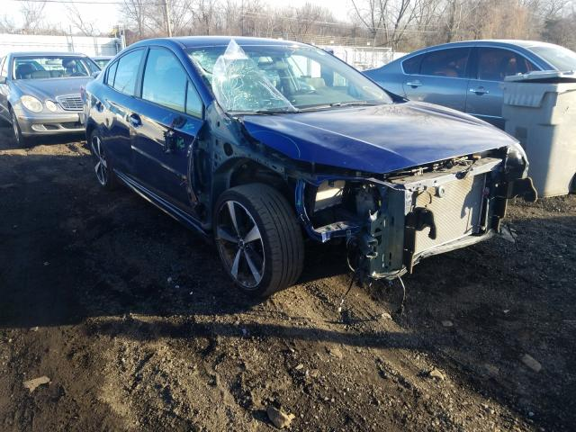 Subaru salvage cars for sale: 2018 Subaru Impreza SP