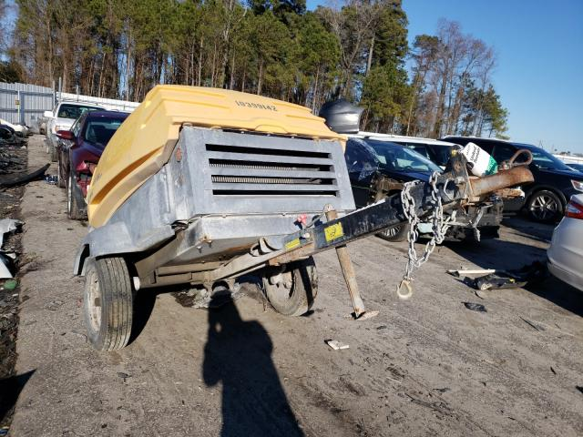 Salvage cars for sale from Copart Dunn, NC: 2015 Atla Compressor