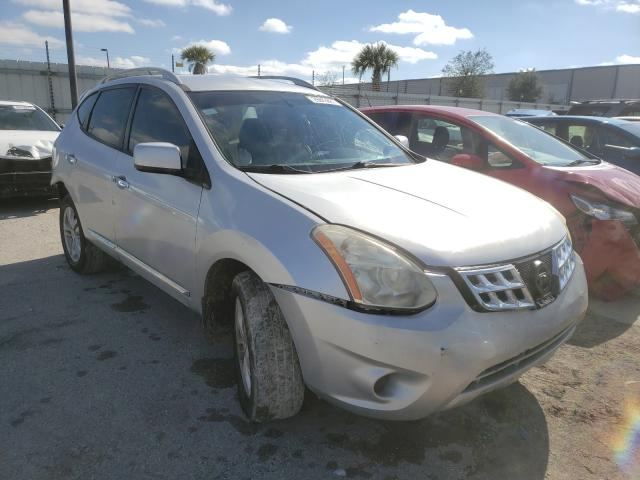 Salvage 2013 NISSAN ROGUE - Small image. Lot 29843851