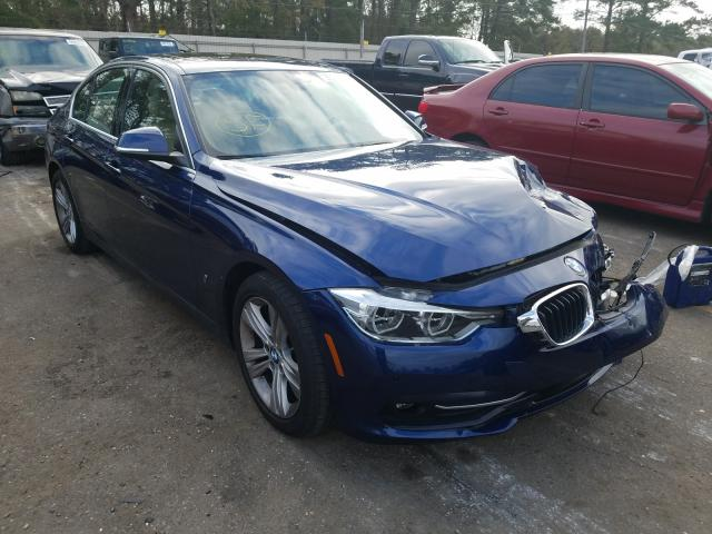 2017 BMW 330E for sale in Eight Mile, AL