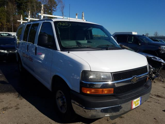 Salvage 2013 CHEVROLET EXPRESS - Small image. Lot 29772621