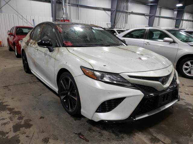 2018 Toyota Camry XSE for sale in Ham Lake, MN