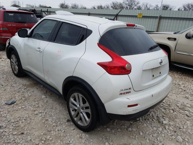 2014 NISSAN JUKE S - Right Front View