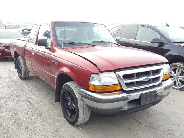 Salvage cars for sale from Copart Greenwood, NE: 1998 Ford Ranger SUP