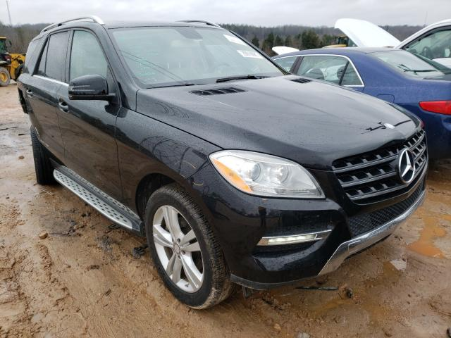 Salvage 2013 MERCEDES-BENZ M CLASS - Small image. Lot 29910081