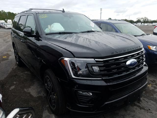 Salvage cars for sale from Copart Jacksonville, FL: 2020 Ford Expedition