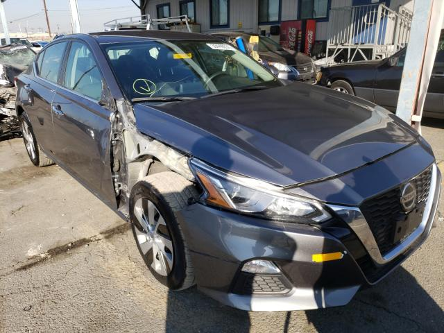 Nissan salvage cars for sale: 2019 Nissan Altima S