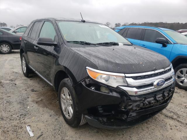 Salvage 2012 FORD EDGE - Small image. Lot 29770181