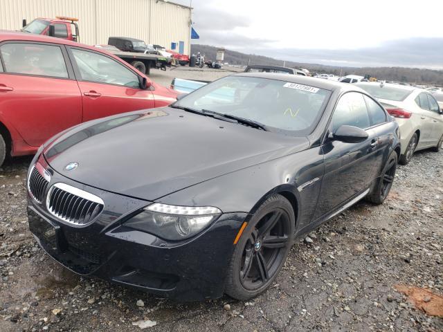 BMW M6 2008 1