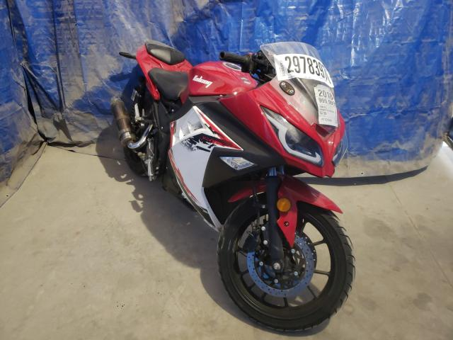 Salvage cars for sale from Copart Apopka, FL: 2018 Yongfu 150CC Scoo