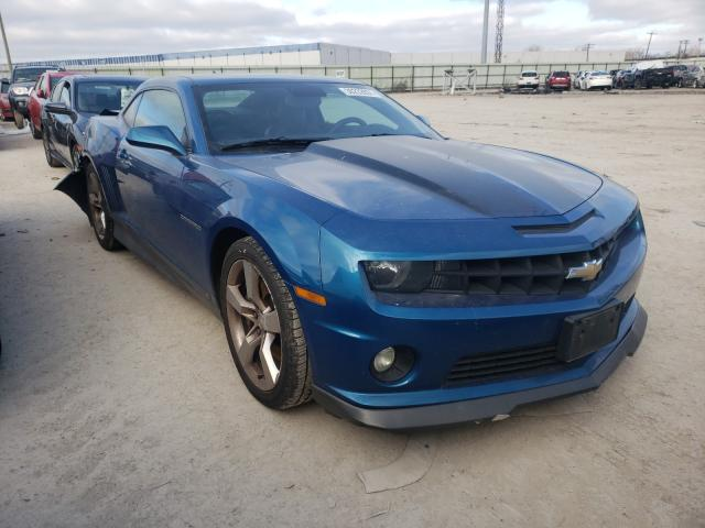 Chevrolet Camaro SS salvage cars for sale: 2010 Chevrolet Camaro SS
