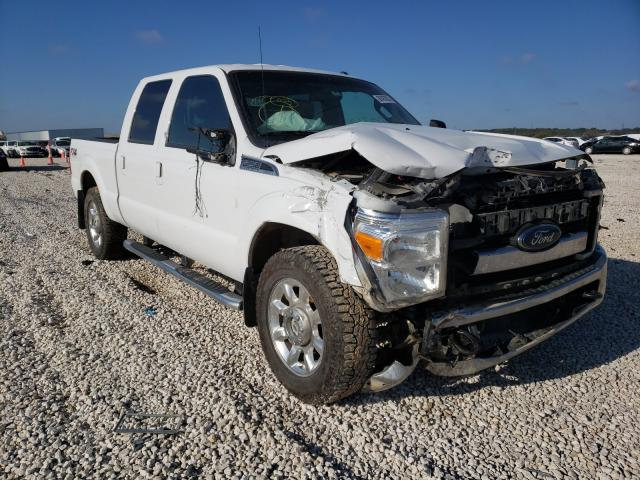 Salvage cars for sale from Copart New Braunfels, TX: 2016 Ford F250 Super