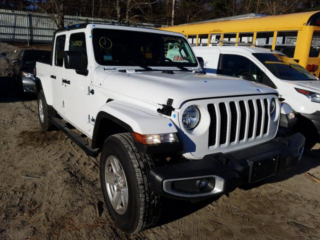 Jeep Gladiator salvage cars for sale: 2021 Jeep Gladiator