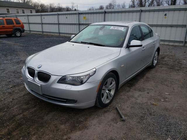 2010 BMW 528 I WBANU5C53AC460880