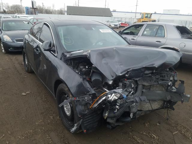 Buick salvage cars for sale: 2012 Buick Regal GS