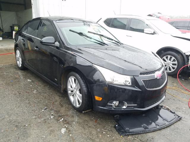 Salvage 2012 CHEVROLET CRUZE - Small image. Lot 29874931