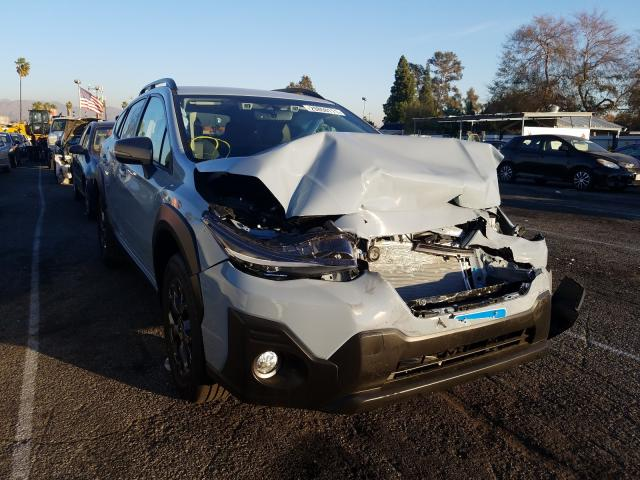 Subaru salvage cars for sale: 2021 Subaru Crosstrek