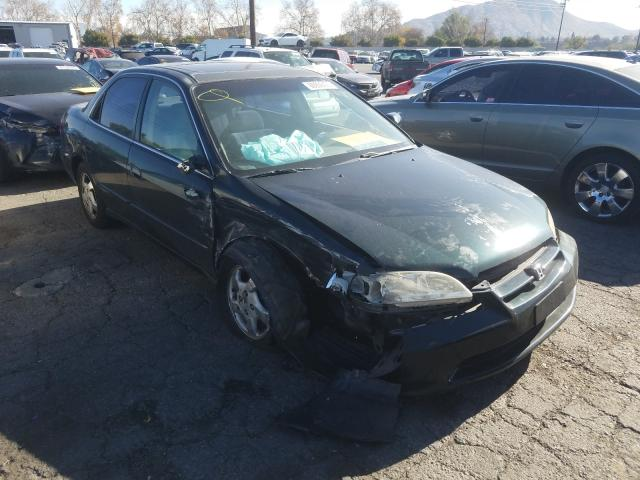 Salvage cars for sale from Copart Colton, CA: 2000 Honda Accord EX