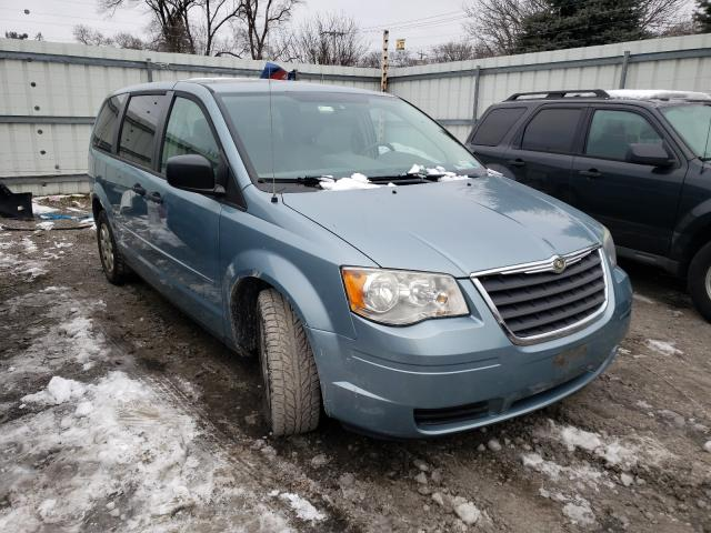 Used 2008 CHRYSLER MINIVAN - Small image. Lot 29837931