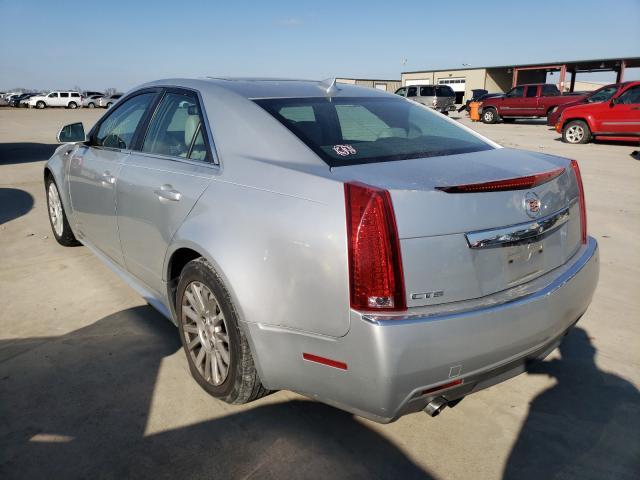купить 2012 Cadillac Cts Luxury 3.0L 1G6DE5E51C0113564