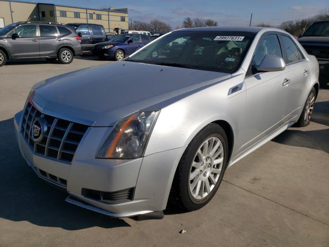 из сша 2012 Cadillac Cts Luxury 3.0L 1G6DE5E51C0113564