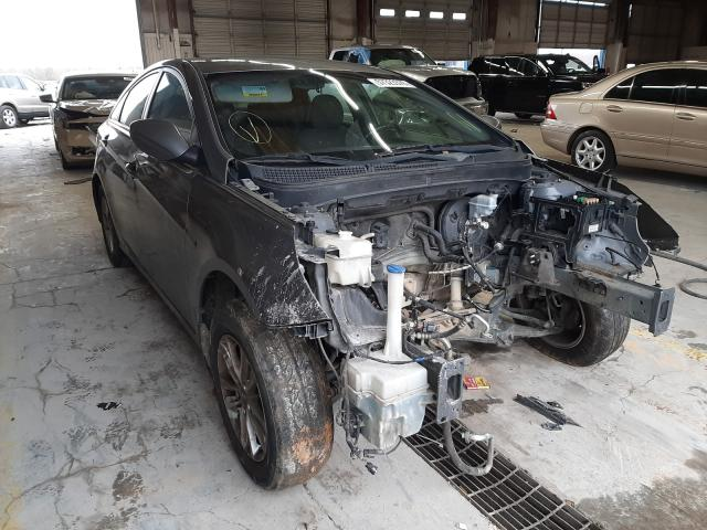 Salvage cars for sale from Copart Montgomery, AL: 2013 Hyundai Sonata GLS