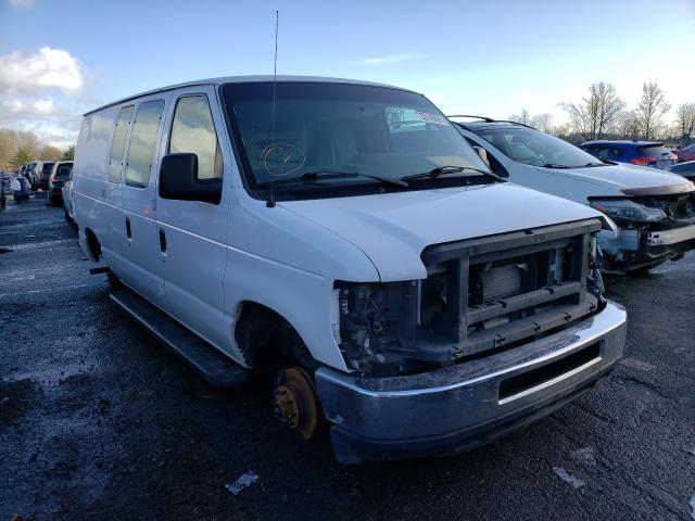 Salvage cars for sale from Copart Portland, OR: 2013 Ford Econoline
