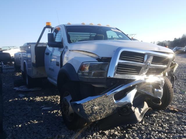 Vehiculos salvage en venta de Copart Dunn, NC: 2012 Dodge RAM 4500 S