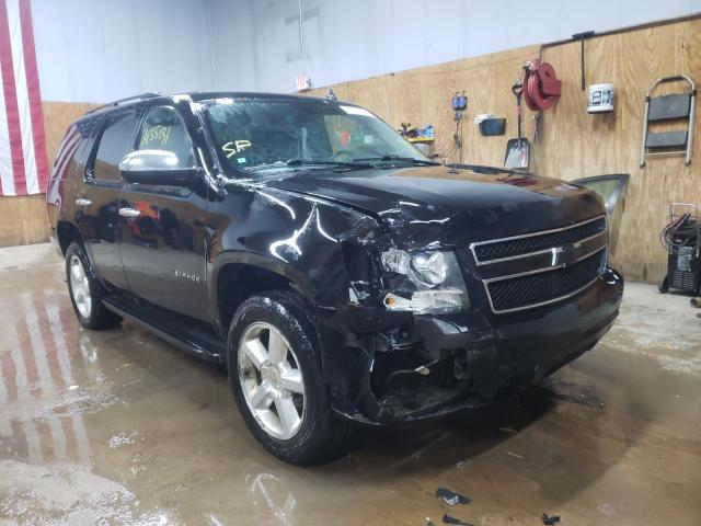 Salvage 2008 CHEVROLET TAHOE - Small image. Lot 30255031