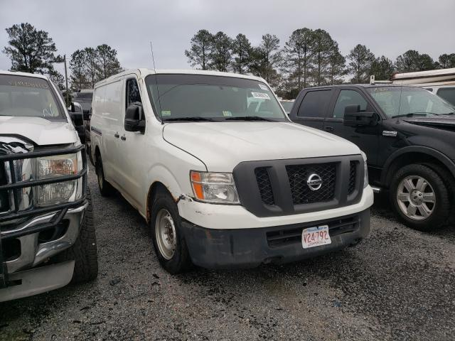 Salvage cars for sale from Copart Loganville, GA: 2015 Nissan NV 1500